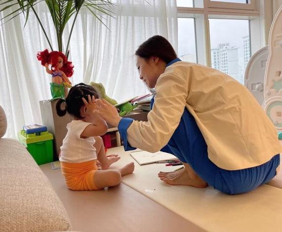 """'오상진♥' 김소영, 집에선 민낯이지…""""홈웨어 오픈해요"""" [TEN★]"""