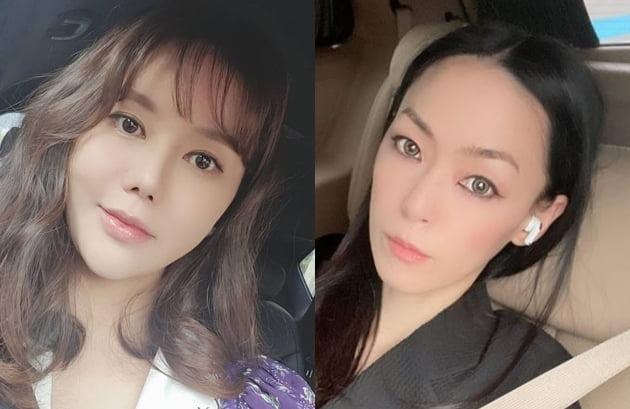 /사진=박연수, 김윤아 인스타그램