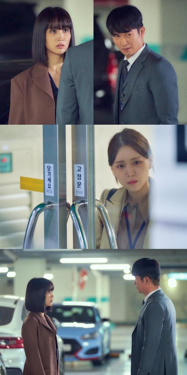 '검은 태양' 스틸컷/ 사진=MBC 제공