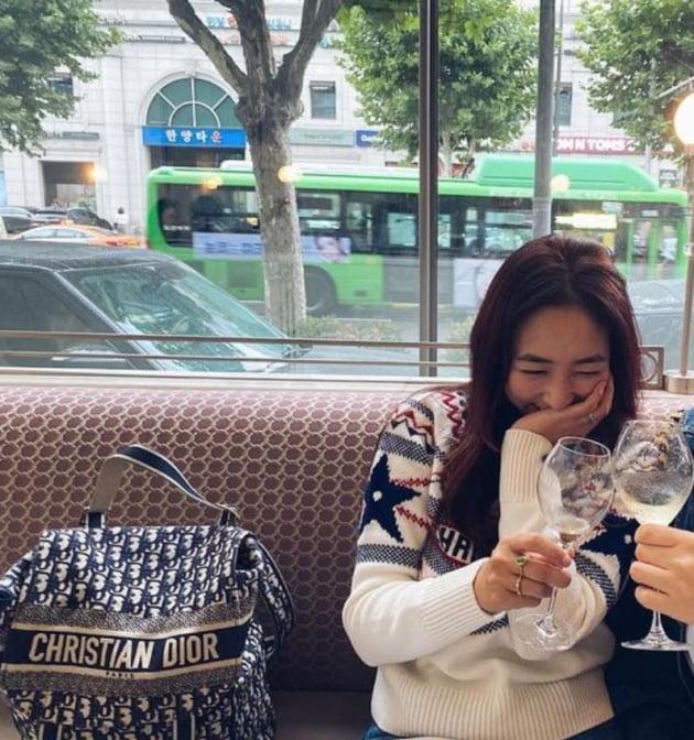 /사진=진재영 인스타그램