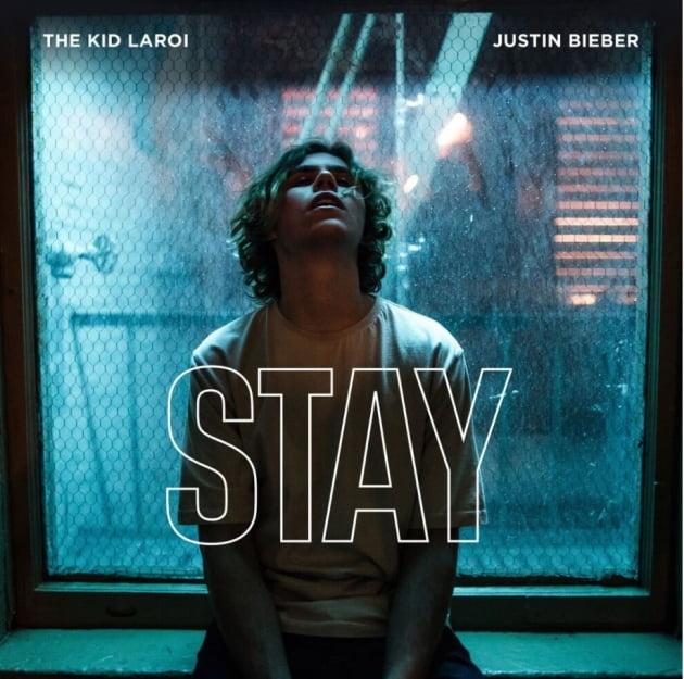 저스틴 비버 'Stay', 가온차트 4주 연속 2관왕
