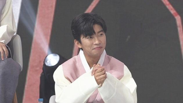 '사랑의 콜센타'에 출연한 가수 임영웅. / 사진제공=TV조선