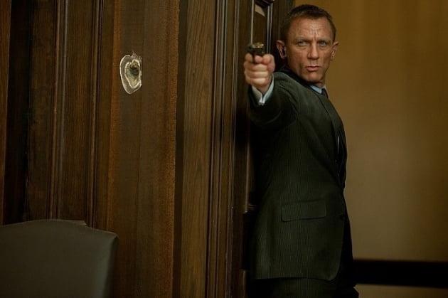 '007 스카이 폴' 스틸컷