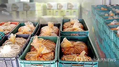 중국산 김치에도 해썹 인증…식약처, 中당국과 업무협약 체결