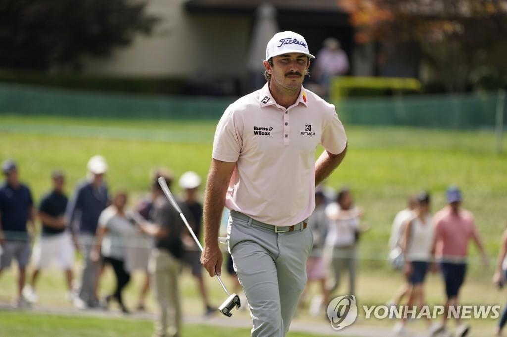 [고침] 스포츠(호마, PGA 투어 시즌 개막전 우승…)