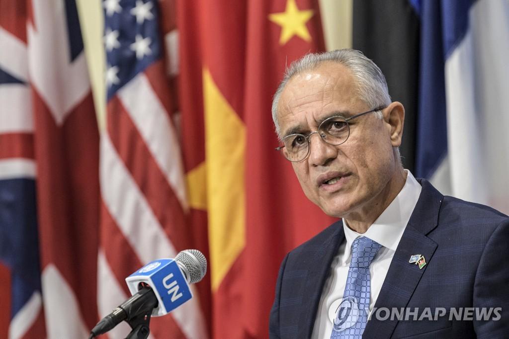 '쿠데타 비판' 미얀마 유엔대사 총회 연설 취소…아프간 대사도(종합)