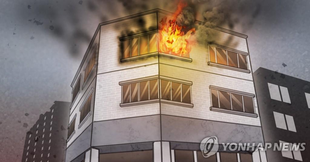 기초수급자 독거노인, 추석 연휴 전날 화재로 사망(종합)