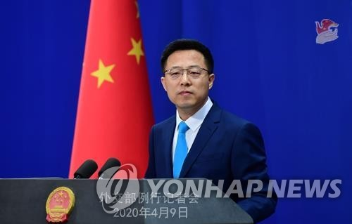 """중국, 윤석열 '전술핵 배치 요구'에 """"책임있는 행동 아냐"""""""