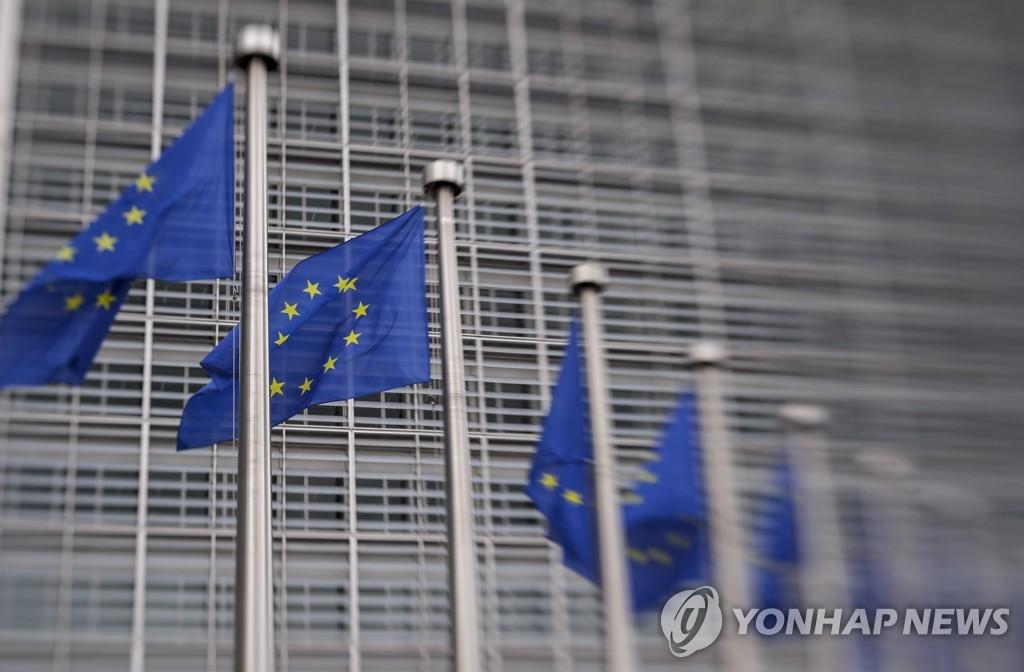 """""""유럽, 오커스 여파 속 EU-미국 무역·기술협의회 연기 논의"""""""