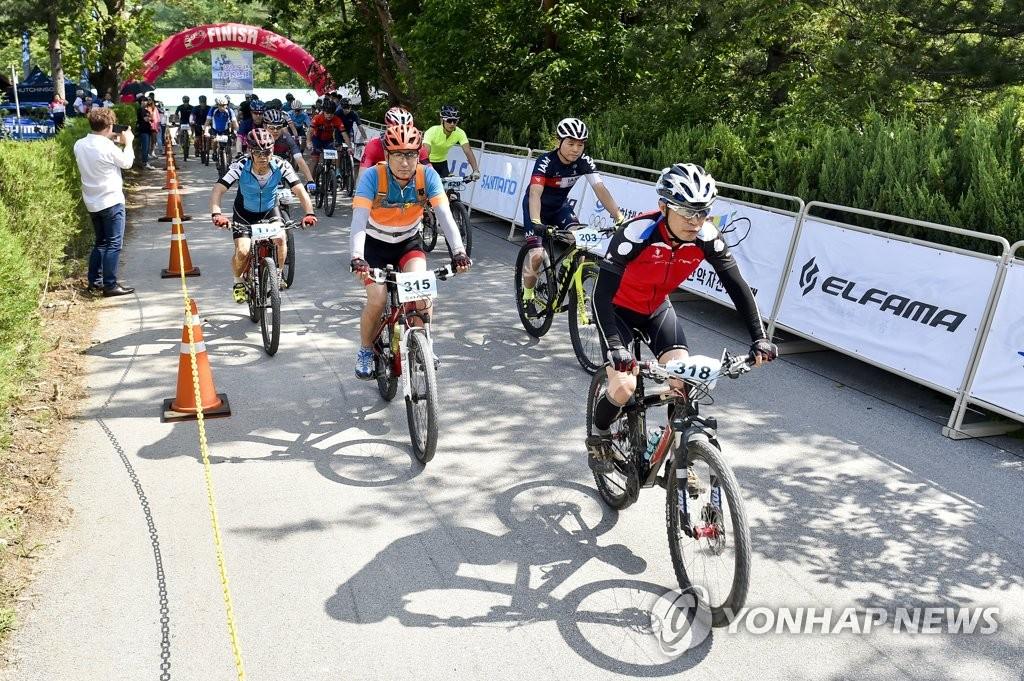 원주서 10월 '산악자전거&캠핑 페스티벌'