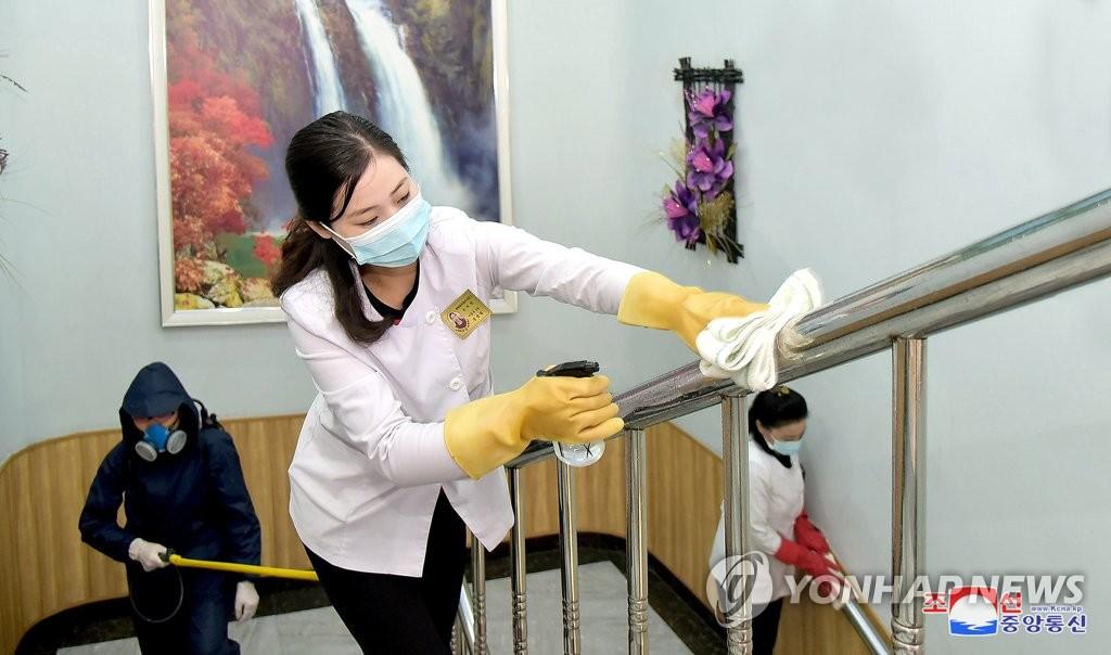 '돌림감기 비루스가 뭐지?'…통일부, 남북 감염학용어집 발간