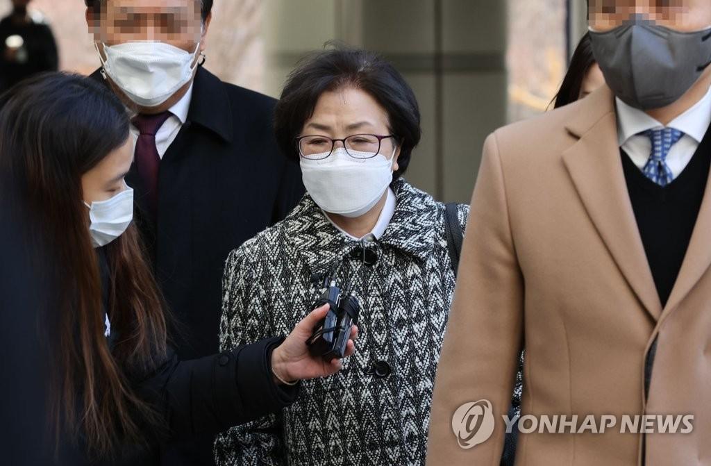 [일지] '환경부 블랙리스트' 의혹 제기부터 2심 선고까지