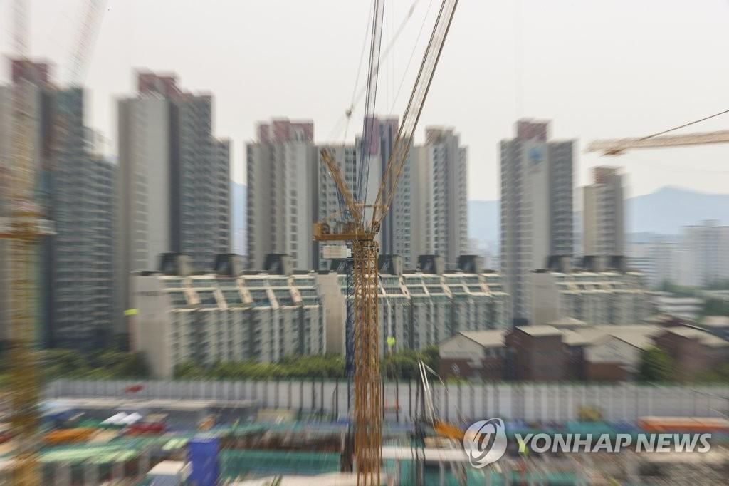 """건산연 """"8월 건설 체감경기 꺾였지만, 9월 개선 기대감 커져"""""""