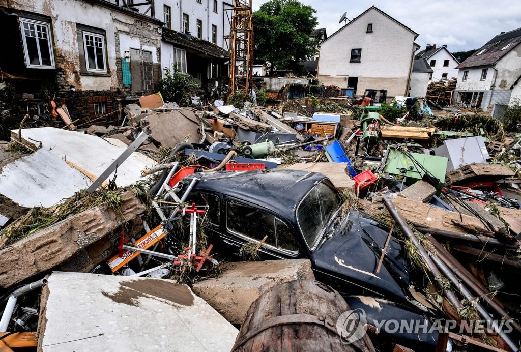 서유럽 이어 뉴욕 한복판도…기후변화에 안전지대는 없다