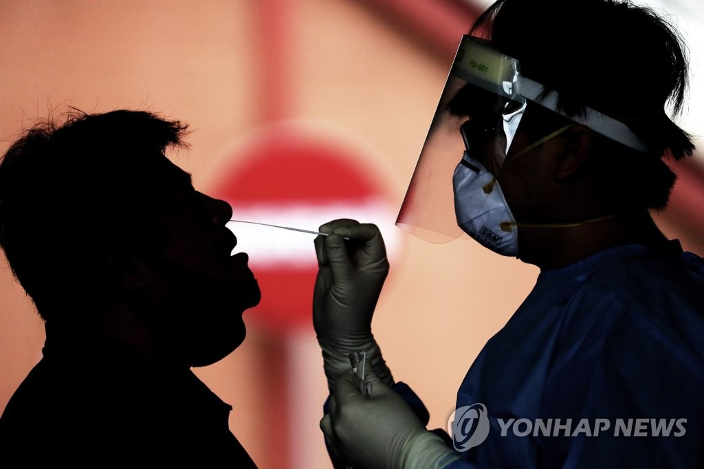 강원 28명 확진…유흥주점·공군부대 집단 감염 확산세(종합)