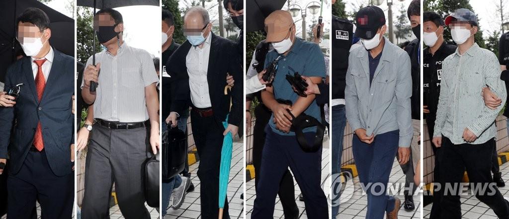 '대리 수술' 인천 척추 전문병원 공동 병원장 등 8명 기소