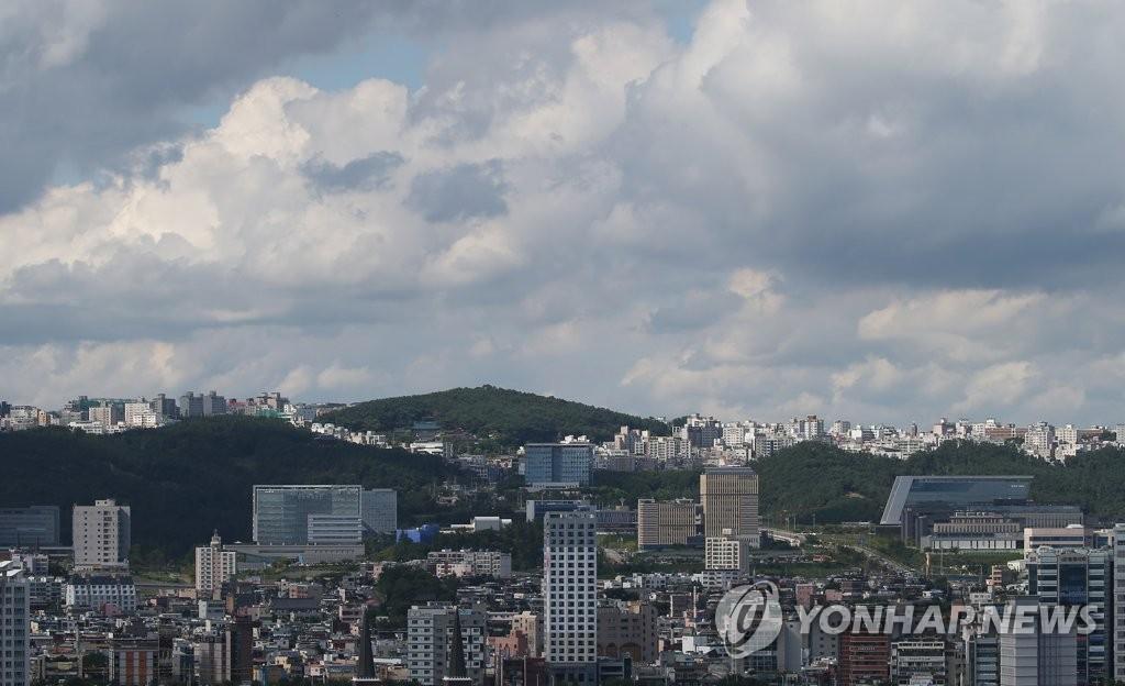 [내일날씨] 구름 많은 하늘…강원 영동 오전 비