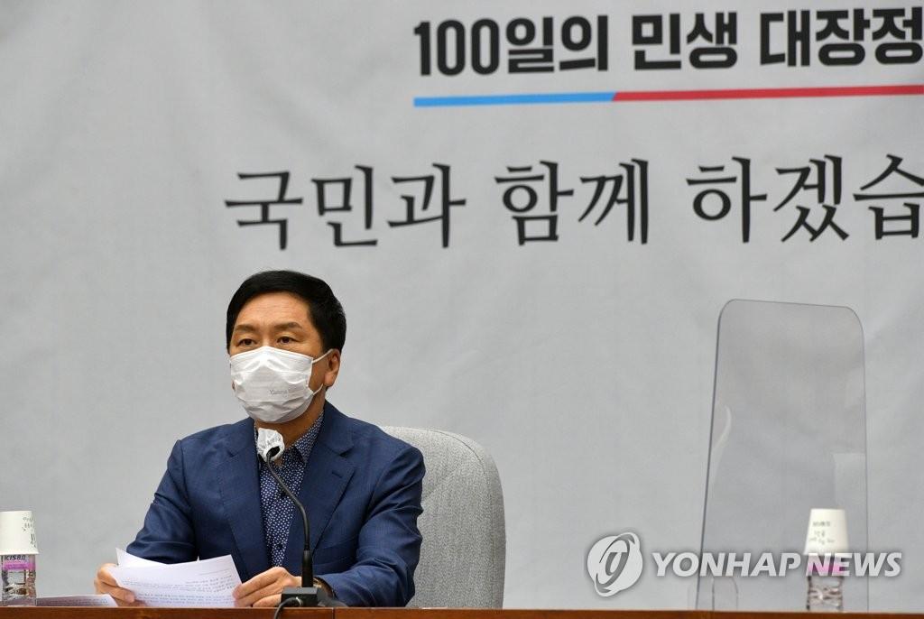 """이재명 캠프 """"대장동, 돈냄새 맡은 국힘 전현직 게이트""""(종합)"""