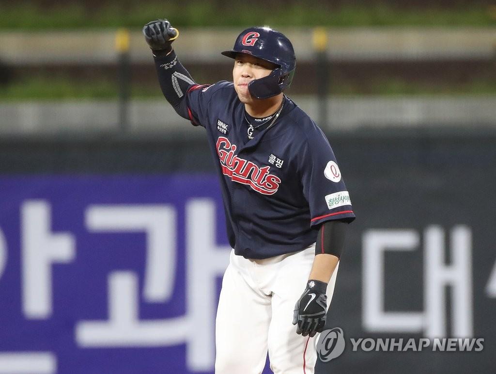 '돌아온 에이스' 스트레일리 6이닝 무실점…롯데, 선두 kt 제압