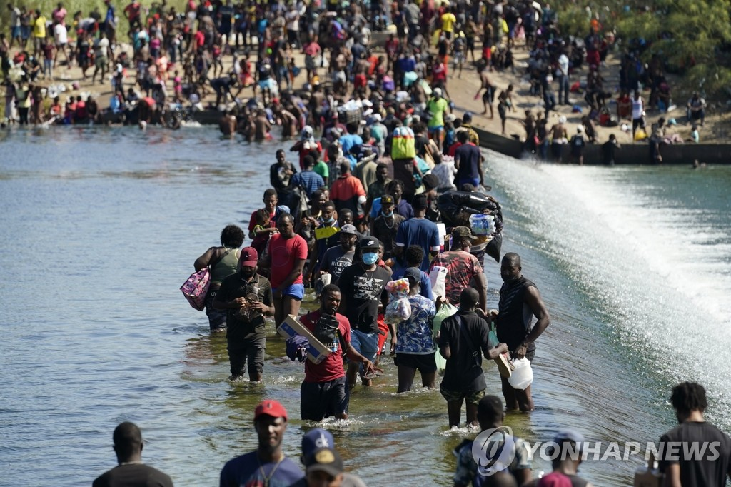 바이든 행정부 연간 난민 승인 규모 12만5천명으로 확대