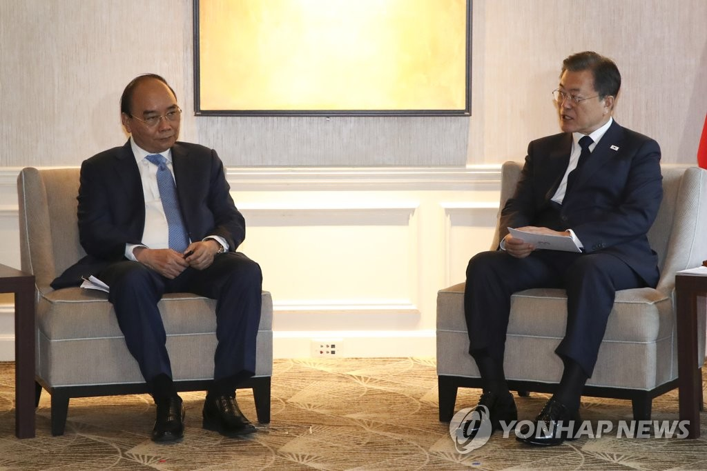 한국, 베트남에 내달 백신 100만회분 지원키로(종합)