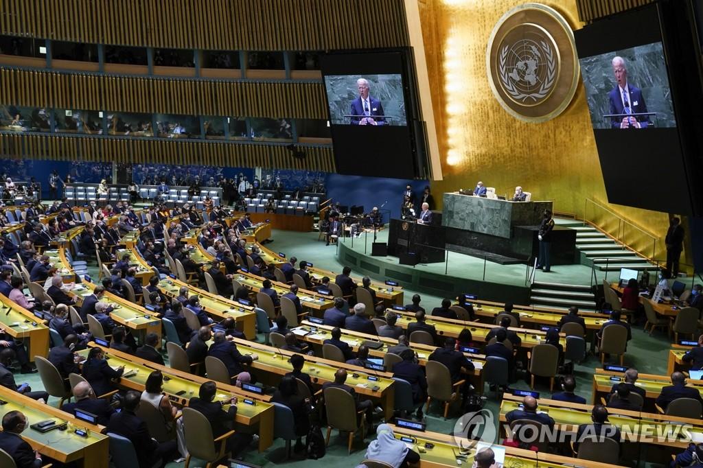 """중국, 바이든 '신냉전 추구 않는다'에 """"상호 '윈윈' 협력"""""""