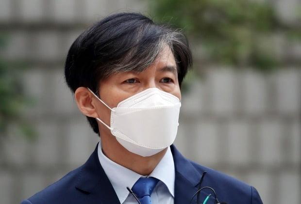 '자녀 입시비리·감찰무마' 의혹을 받는 조국 전 법무부 장관 (사진=연합뉴스)