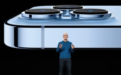 '아이폰13' 매끄러운 화면이… 한국 덕?