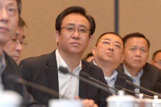 쉬자인 중국 헝다그룹 회장 / 사진=연합뉴스