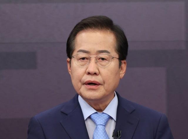 국민의힘 대권주자인 홍준표 의원 / 사진=연합뉴스