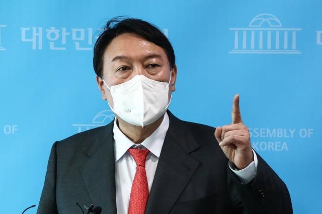 윤석열 전 검찰총장. / 사진=뉴스1