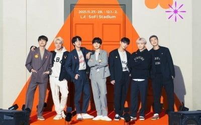 BTS, 2년 만에 콘서트 열자…1800만원 암표 떴다