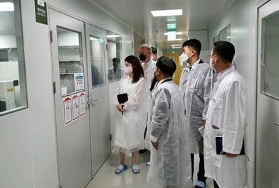 휴메딕스, '코로나19 백신 생산시설 및 장비' 지원사업 선정