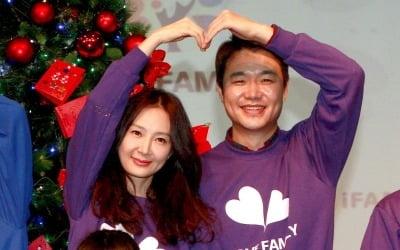 '채시라 남편' 김태욱, 45억 돈방석 날렸다