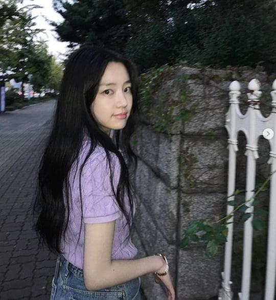 이유비, 비수기 없는 미모…청순美 끝판왕 [TEN★]