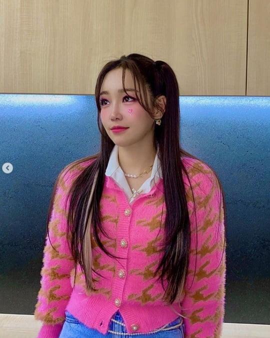 이유리, 아이돌 아닌가요?…러블리한 미모에 '심쿵' [TEN★]