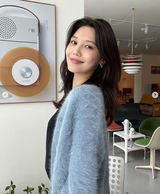 최수영, ♥정경호도 반한 독보적 청순미 [TEN★]