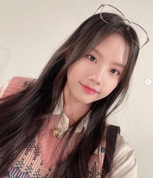 이동국 딸 재시, 15살 맞나요?…이미 완성형 비주얼 [TEN★]