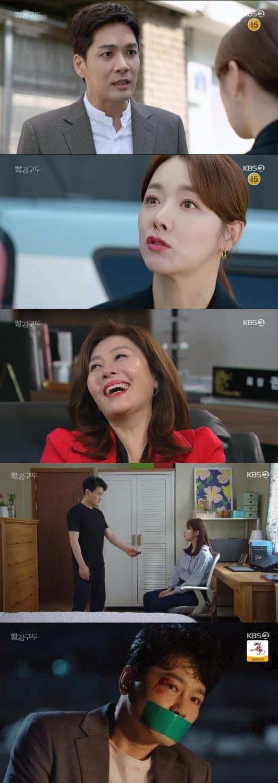선우재덕, 소이현 녹음 파일에 김광영 납치...최명길과 묘한 신경전('빨강 구두')