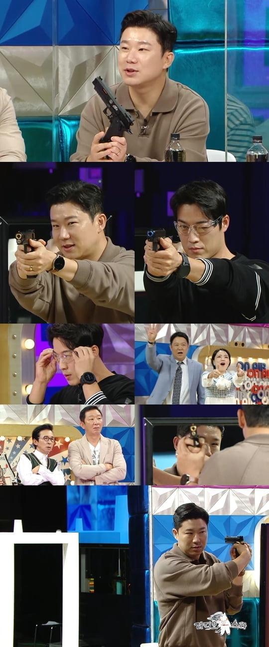 진종오X최영재, '사격 부심' 폭발 ('라스')