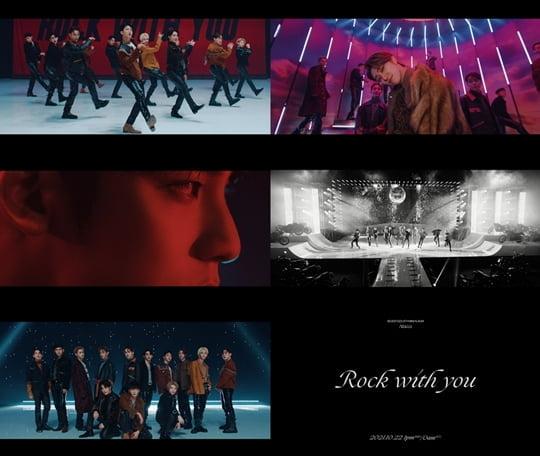 세븐틴, 신곡 '락 위드 유' MV 2차 티저 공개…쉴 틈 없는 퍼포먼스 예고