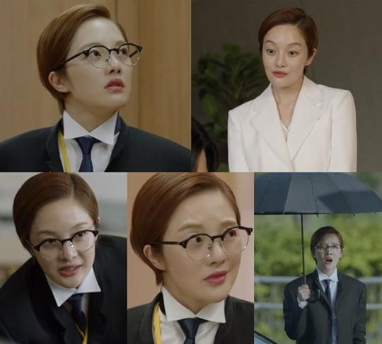 황보라, '믿보황' 다운 다채로운 캐릭터 표현력 ('달리와 감자탕')