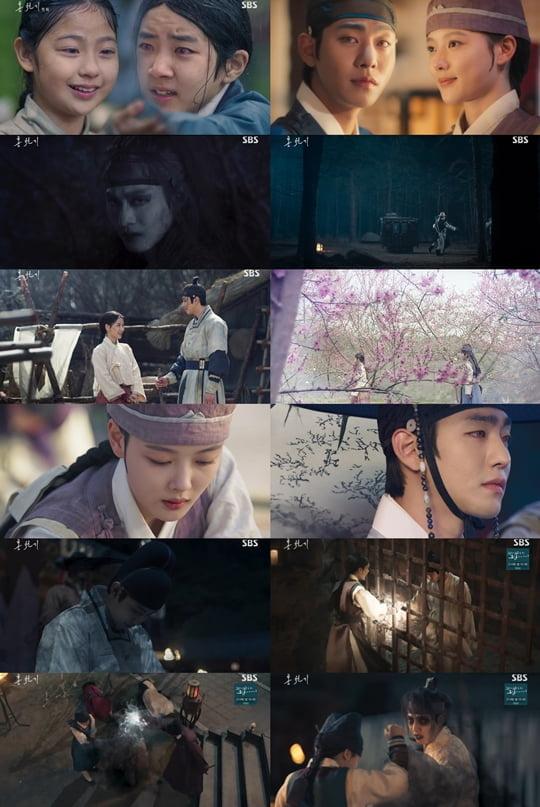 '홍천기' 독보적 월화드라마 1위, 시청자 사로잡은 최고의 장면은?