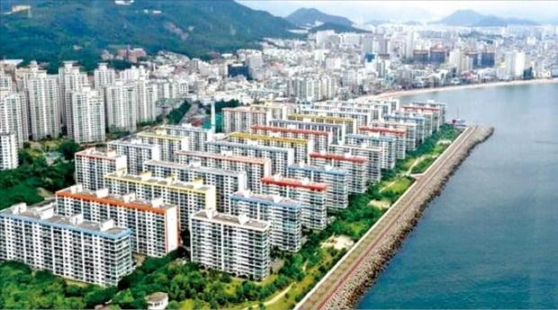 9억 이던 해운대 아파트, 1년 만에 집값이…