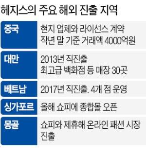 """""""국내 패션에만 머물 수 없다"""" LF 확장 본능"""