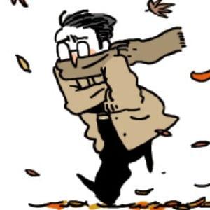 가을 한파와 서릿발