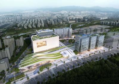 한화건설, 퀀텀점프 초읽기…복합 개발·친환경 사업 '정조준'