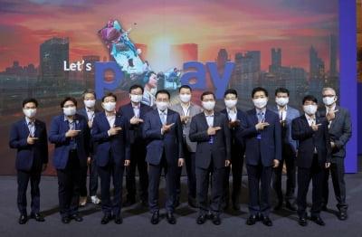 신한카드 임영진 사장의 '디지털 진격'