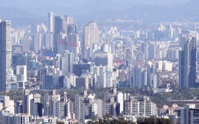 돈줄 죄기 영향에…서울 주택 매매 시장 심리 한풀 꺾였다