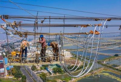 전력난부터 부동산 침체까지, '빨간불' 켜진 중국 경제 [글로벌 현장]